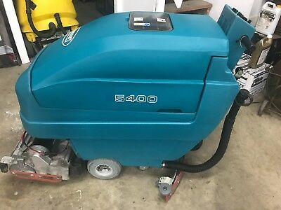 Tennant 5400 Floor Scrubber