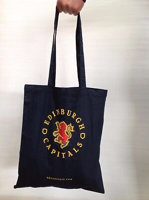 Official Edinburgh Capitals Navy Bag