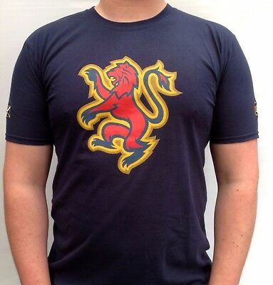 Official Edinburgh Capitals Navy T-shirt Tee