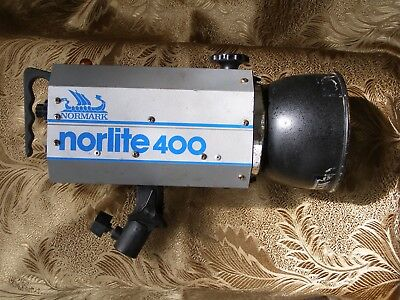 Norman Norlite 400 Monolight