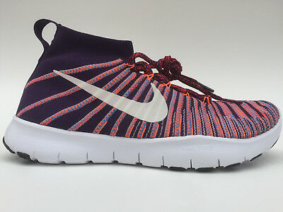 the latest 0c318 f39bf Men s NIKE Free Train Force Flyknit TRAINING Shoes Size 9.5-13 Purple 833275  500