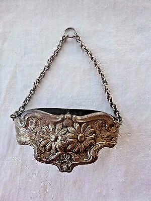 Antique Sterling Silver Vase or Decoration Hanger 42.7 Grams