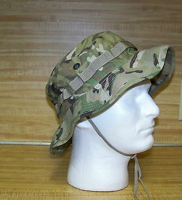 US Army MultiCam OEF Sun / Boonie Hat Size 7 1/4