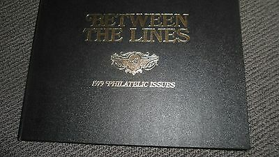 Wim Smits Between the Lines FDC short history of the PO in WA  in two albums.