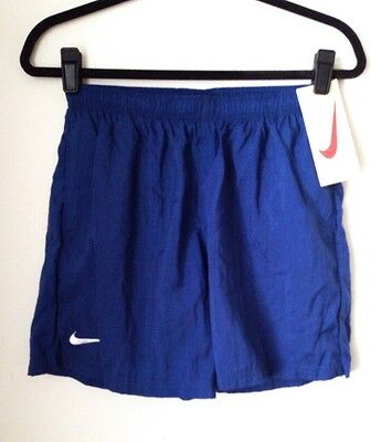 vintage nike white tag shorts youth size XL deadstock NWT 90s
