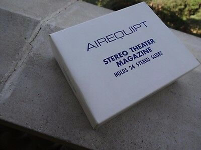 Airequipt stereo theater magazine for Airequipt 3d stereo projector NEVER USED