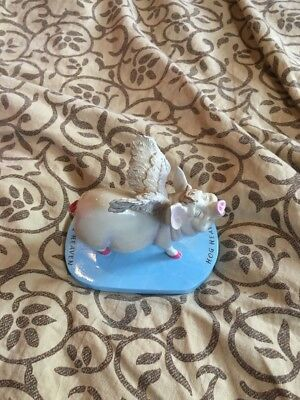 PIG INVASION PIG PIG Hog Heaven  FIGURINE COLLECTIBLE