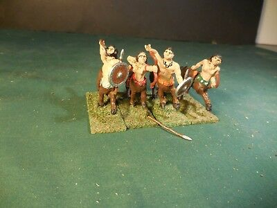 25Mm Painted Centaurs-Set Of 4-Minifigs