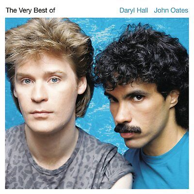Very Best Of Hall & Oates CD Greatest Hits Compilation Daryl John Brand New