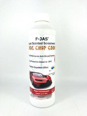 Screen Wash 500ml Super Concentrate Choc Chip Cookies