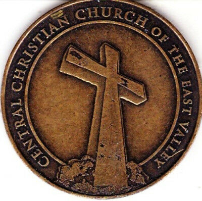 Central Christian Church of the East Valley Medal  Mesa, Arizona