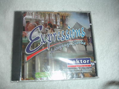 Vektor Expressions Language Series CD  New and Sealed