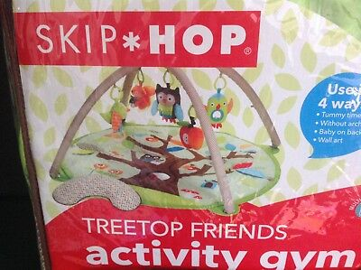 Skip Hop Activity Decke Spielbogen Activity Gym wie NEU!