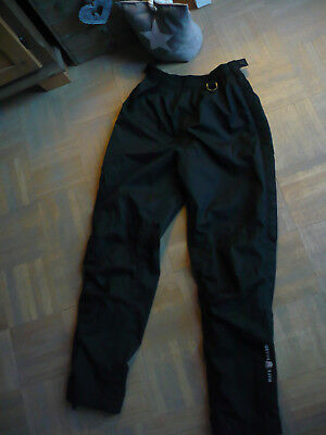 WAVE BOARD REGENHOSE schwarz 152 Technical Outdoor Wear