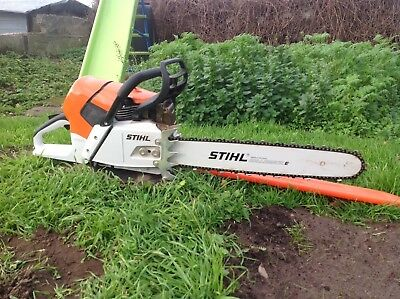 Stihl MS661C June 2017