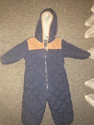 Boys All In One Coat From Next 12-18 Months