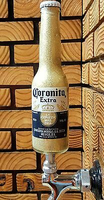 CORONITA (CORONA) BEER TAP HANDLE - COOL GIFT for KEGERATOR, MANCAVE or DISPLAY