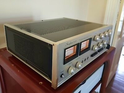 XMAS COUNTDOWN SALE  .. Accuphase E-202 Integrated Amplifier   Heavenly Sound