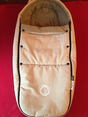Original Bugaboo Bee Cocoon. Cream Colour. Barely Used. RRP: £80!