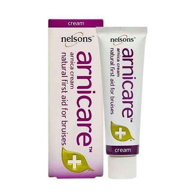 Nelsons Arnicare Arnica Cream 50g -Natural First Aid For Bruises (Nelson Arnica)