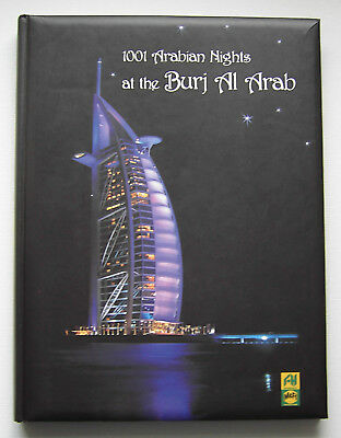 1001 Arabian Nights at the Burj Al Arab - Uschi Schmitt - ABC Millenium