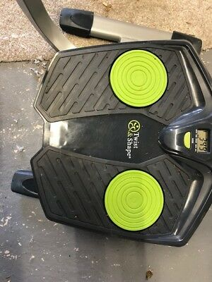 Twist And Shape , Great For A Workout Buyer Will Need To Collect