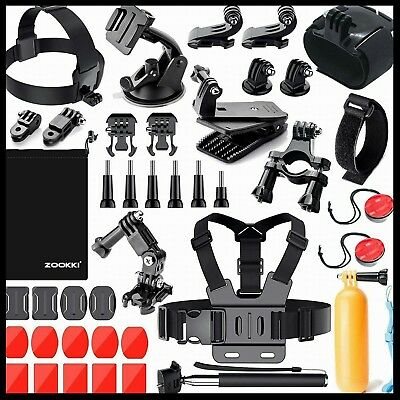 GOPRO MOUNTS ATTACHMENTS Mounting Pack Hardware Bundle Hero Camera Stand Sport K