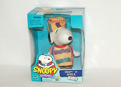 Snoopy In Africa World Tour Collection Resin Figurine (2111)