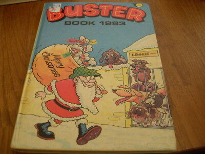 Buster Book 1983 Annual