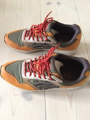 Asics Gel Saga Autumn Pack RARE Kayano Lyte 2 3 II III Air Max UK 8 US 9