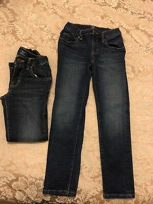 Boys Gap Jeans Age 8-9 Two Pairs Good Condition