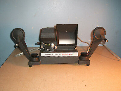 Mansfield Reporter 8mm Film Movie Editor with Original Box