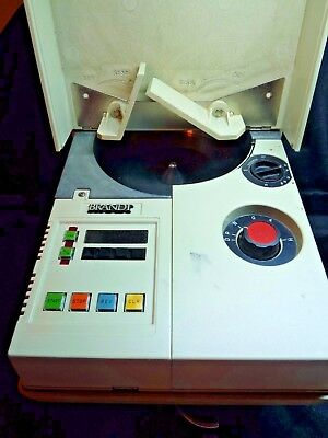 Brandt Coin Counter Packager Model 749