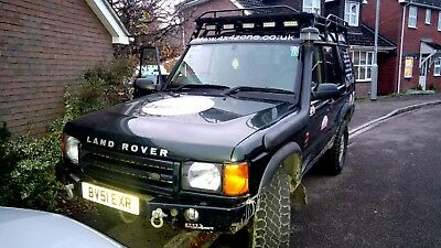 Land Rover Discovery 2 Td5 - Overland, Expedition ready