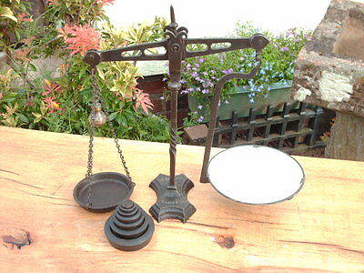 Antique Iron Scales