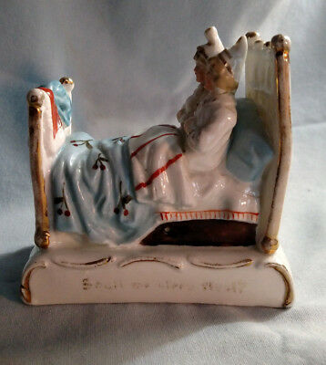 Porcelain Fairing - Couple in Bed - Germany (?)