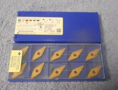 SUMITOMO    Carbide  Inserts    VNMG 332 ENZ    Grade  AC820P    PACK OF 10