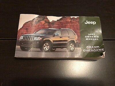 jeep owners manuals