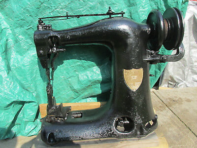 Puritan Os Sewing Machine - Leather Shoes