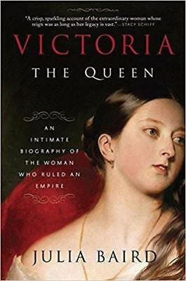 NEW Victoria: The Queen By Julia Baird Paperback Free Shipping