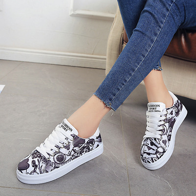 Women's Sneakers Smart Trainer Casual Shoes Running Sport Athletic Shoes