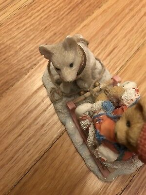 Cherished Teddies Erica #176028 - Friends Are Always Pulling For You
