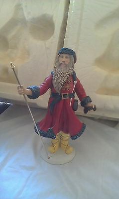 Duncan Royale Victorian English American Christmas Santa-SIGNED BY ARTIST!!!