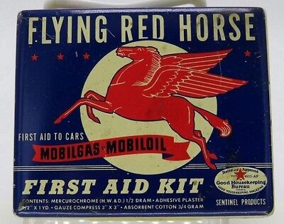 mobil oil first aid kit complete contents