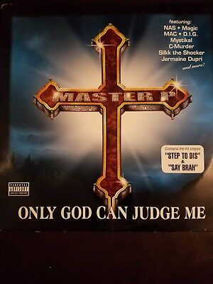 Master P - Only God Can Judge Me. Vinyl Record
