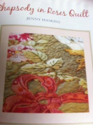 Jenny Haskins Creative Expressions Machine Embroidery Magazine Issue 10 Quilting
