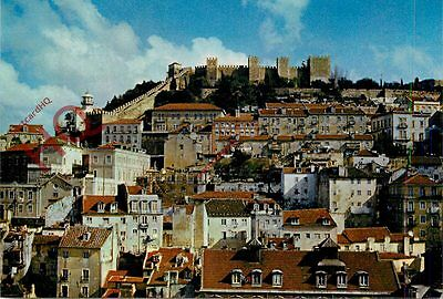 Picture Postcard: Portugal, The Castle Of Sao Jorge