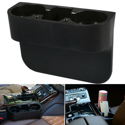 Car Vehicle Cleanse Seat Wedge Drink Cup Holder Travel Coffee Bottle Table Stand