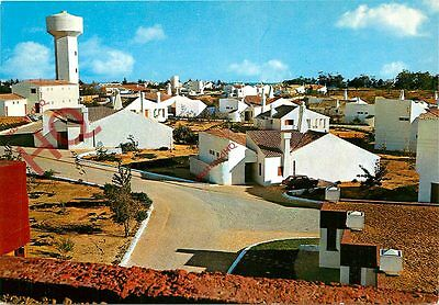 Picture Postcard:-Albufeira, Village For Tourism In Sands Of S. Joao