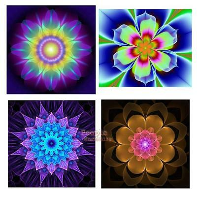 DIY 5D Diamond Painting Embroidery Cross Crafts Stitch Kit Home Wall Decoration